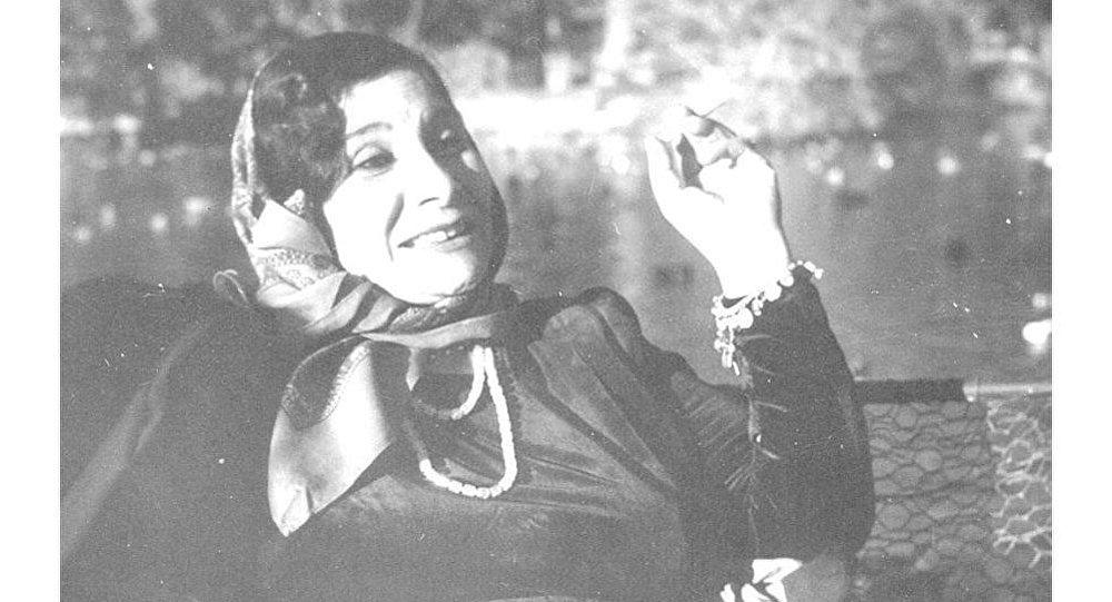 الممثلة المصرية ماري منيب