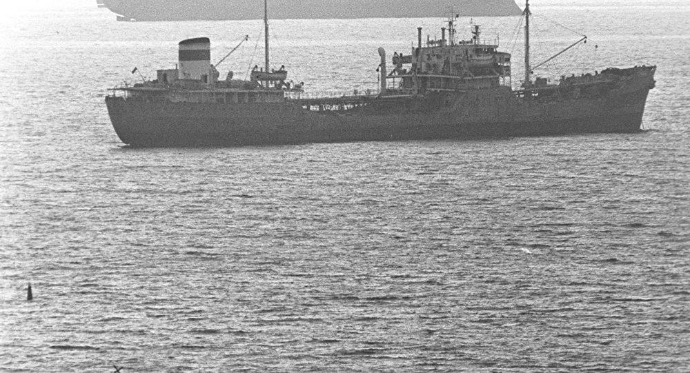 سفينة سوفيتية