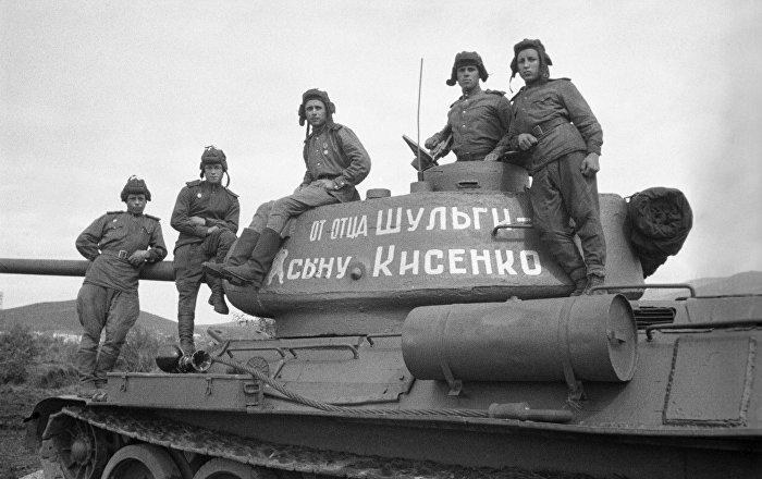 كيف أحبطت دبابة واحدة هجوم الغزاة المعتدين على موسكو