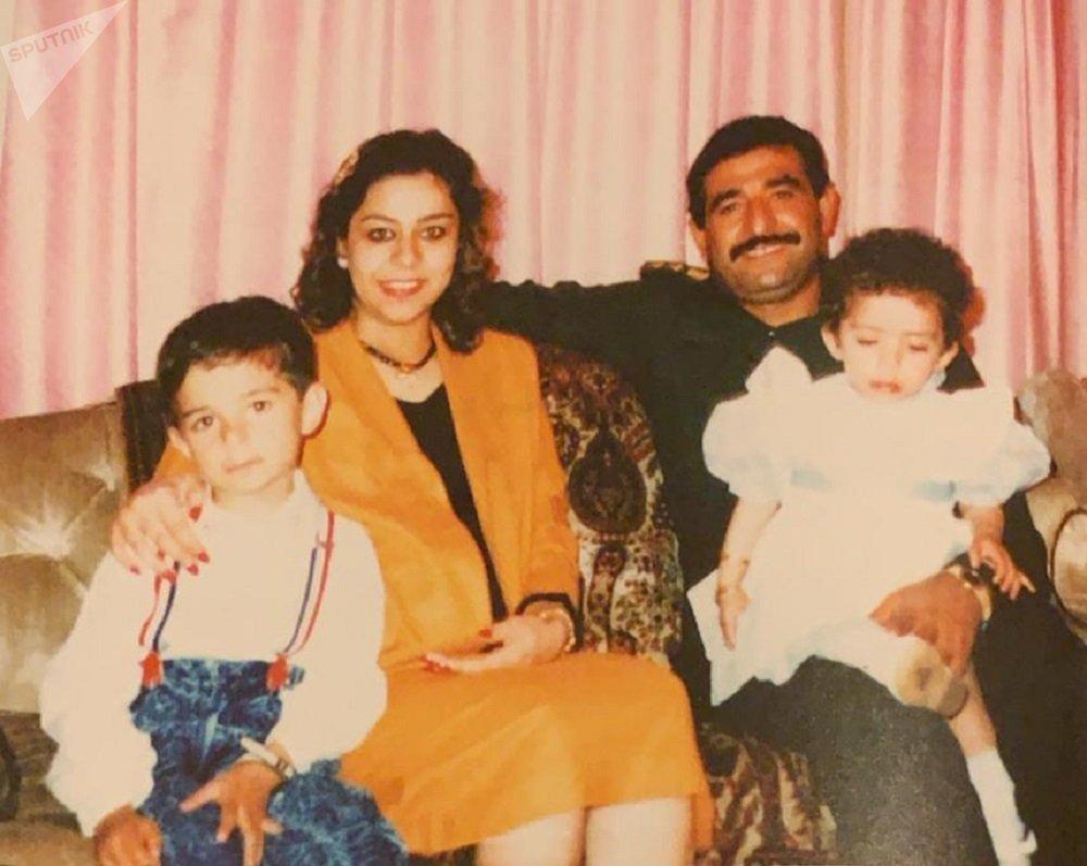 صور شخصية لصدام حسين وعائلته تنشر لأول مرة семья Хуссейн