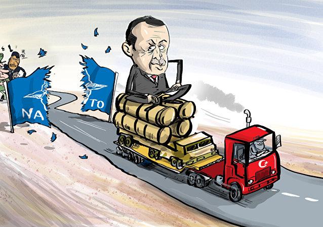 أردوغان: لا تراجع عن صفقة شراء أنظمة إس-400 الصاروخية من روسيا