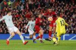 مباراة ليفربول وبايرن ميونخ في دوري أبطال أوروبا