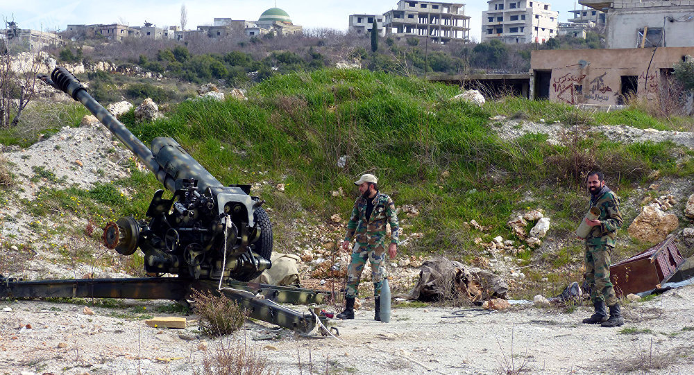 إنهيار بطيء لقواعد النار مع تزايد تحليق غراد بريفي اللاذقية و حماة