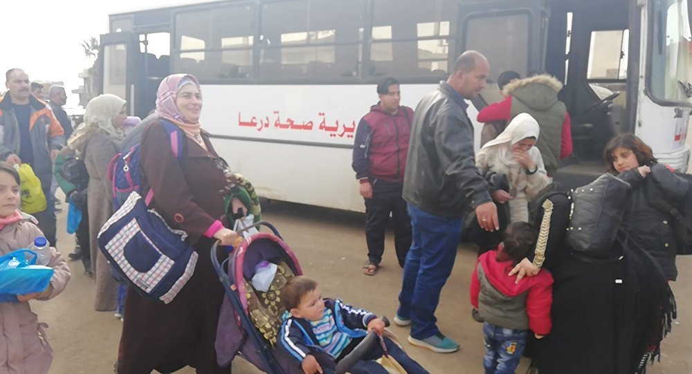 13 ألف مواطن سوري عادوا من مخيمات اللجوء في الأردن