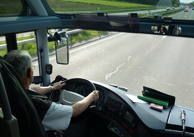 سائق حافلة