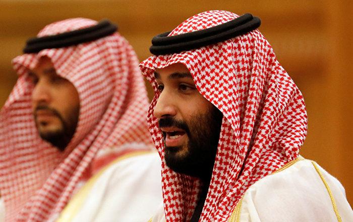 محمد-بن-سلمان-يلتقي-مسئولا-كبيرا