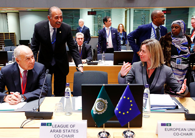 EU - League of Arab  state