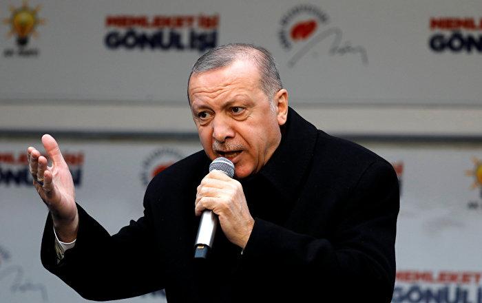 أردوغان: تركيا ملتزمة بصفقة
