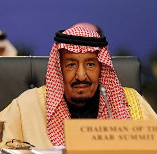 العاهل السعودي الملك سلمان بن عبد العزبز