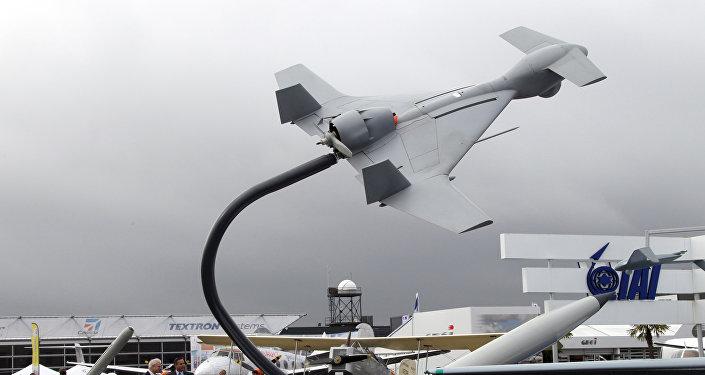 الطائرة المسيرة الانتحارية الإسرائيلية هاروب