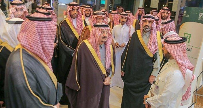 أمير الرياض، فيصل بن بندر آل سعود يدشن المنتدى