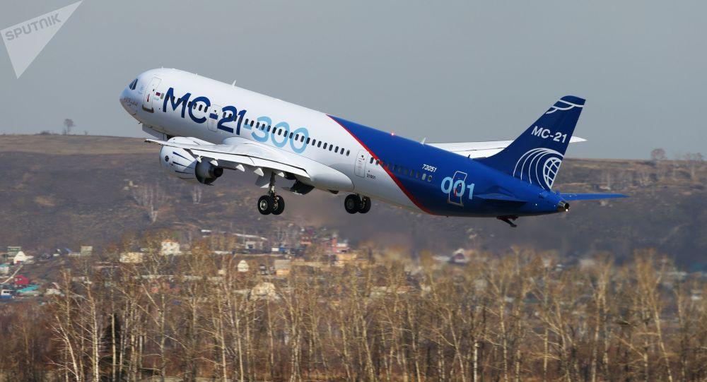 طائرة إم إس- 21الروسية