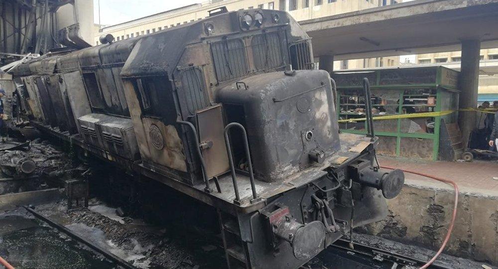 حادث محطة مصر