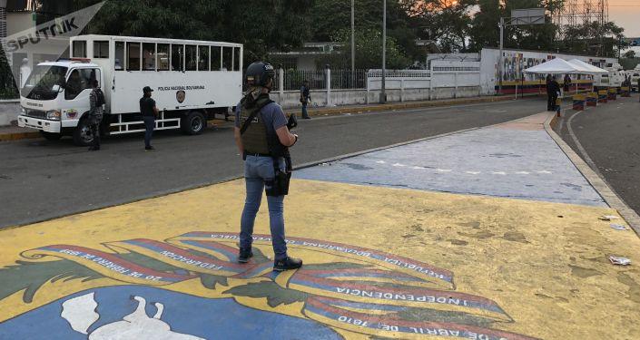 الوضع في فنزويلا، فبراير/ شباط 2019