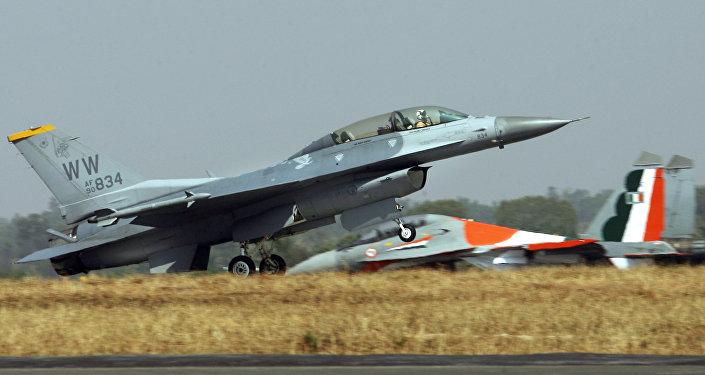 المعركة الجوية بين الهند وباكستان