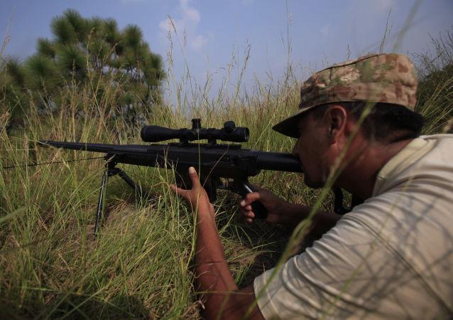 تصاعد التوتر بين الهند و باكستان - جنود الجيش الباكستاني، 2016