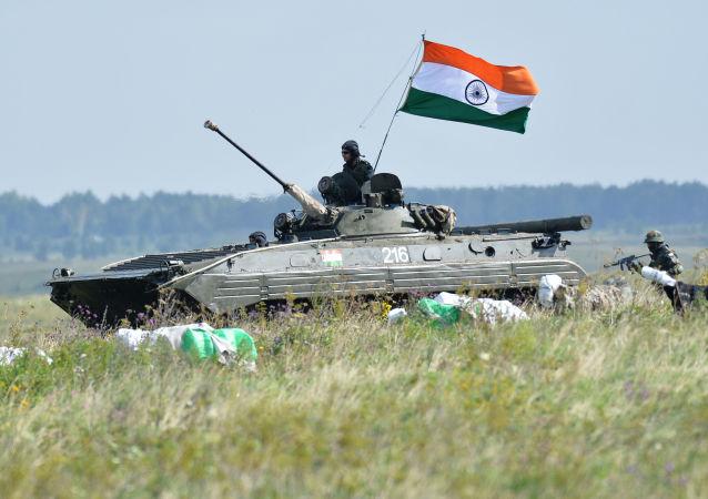 تصاعد التوتر بين الهند و باكستان - جنود الجيش الهندي، 2018