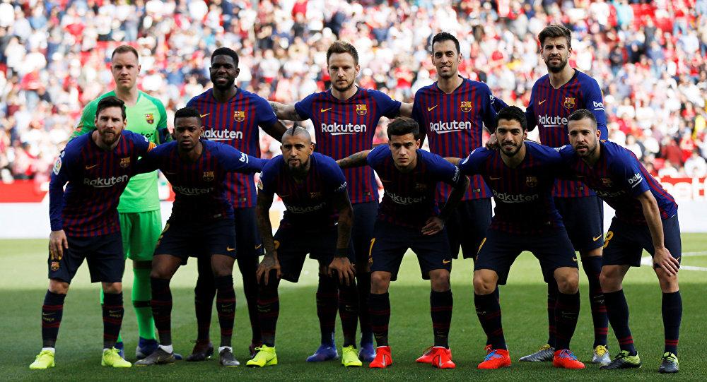 فريق نادي برشلونة، مباراة برشلونة وريال مدريد، 23 فبراير/ شباط 2019