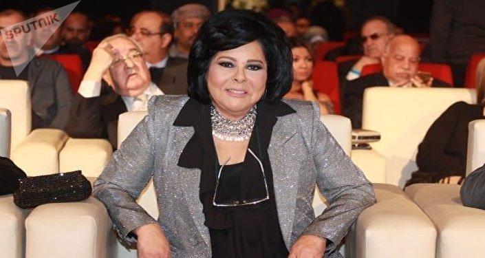الفنانة المصرية إسعاد يونس