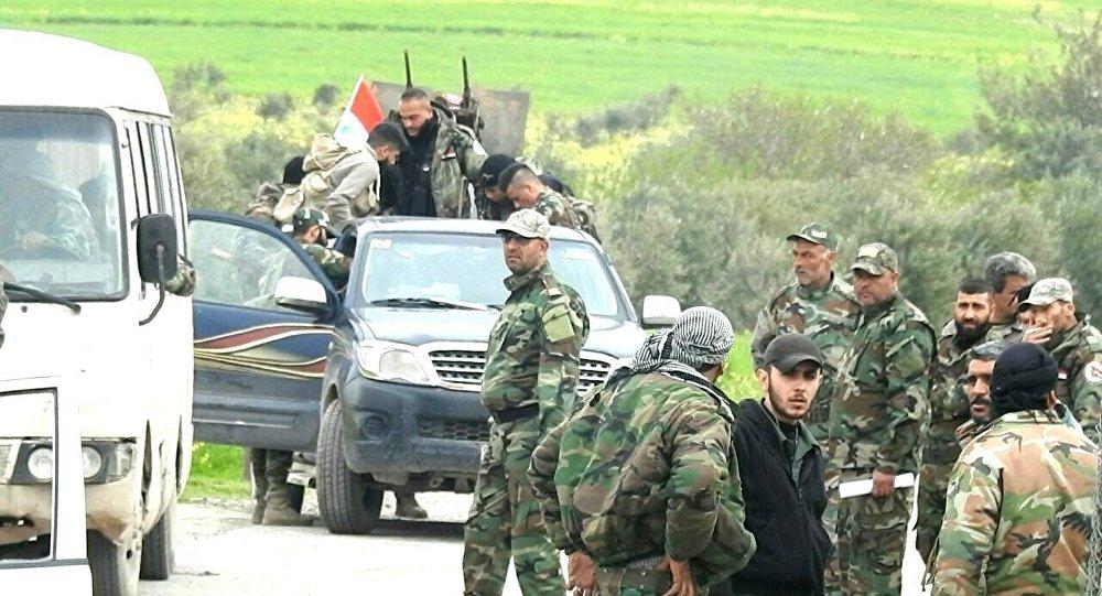 مصدر عسكري سوري يكشف لـ سبوتنيك تفاصيل هجوم داعش جنوبي إدلب