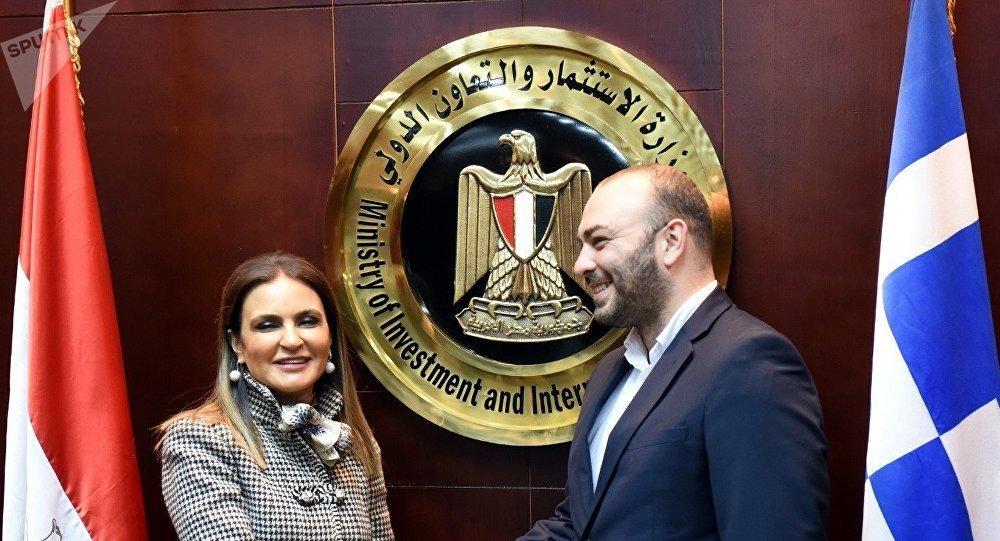 نتيجة بحث الصور عن الاستثمار المصرية تؤكد أهمية التعاون مع اليونان وقبرص