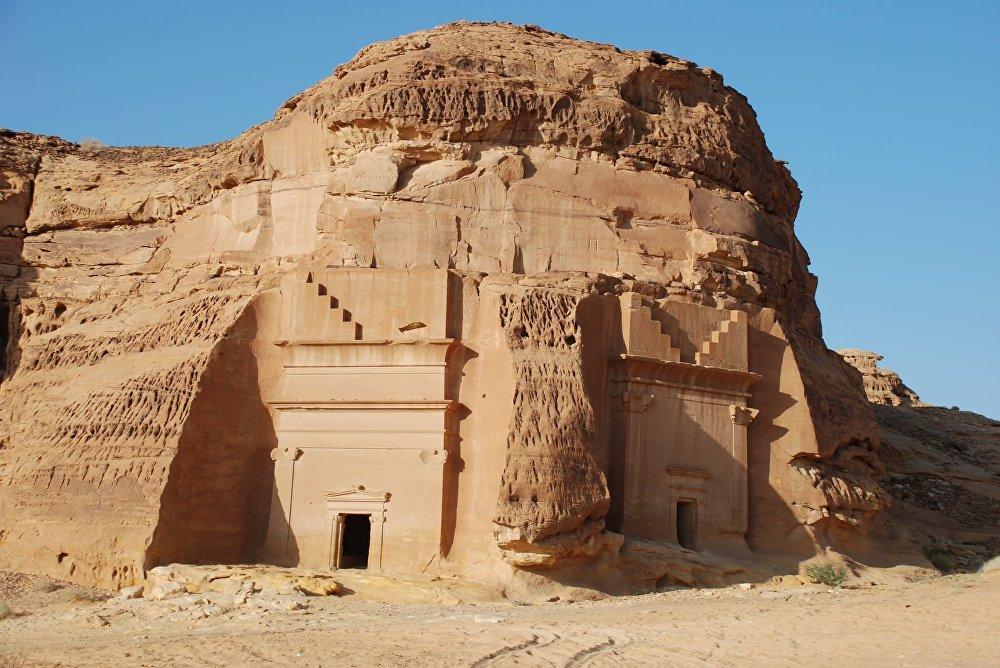 مدائن صالح في المملكة العربية السعودية Мадаин-Салех
