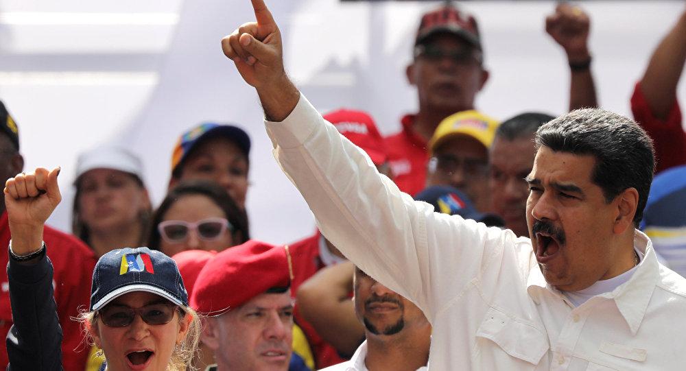 وزير الخارجية التركي: الرئيس الفنزويلي يعد باعتناقه الإسلام مستقبلا