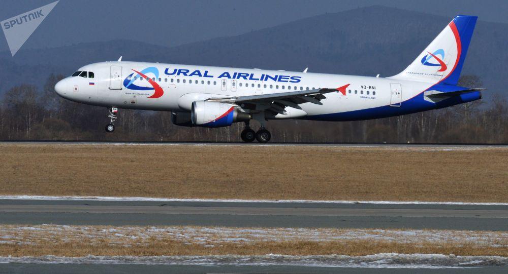 ايرباص 312 تابعة لشركة خطوط أورال