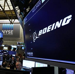 شعار شركة بوينغ