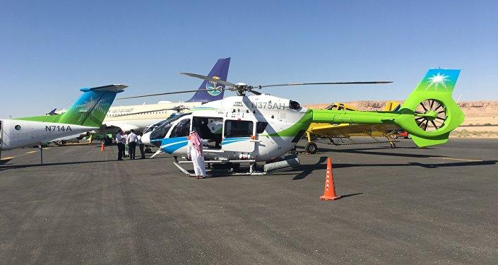معرض السعودية الدولي الأول للطيران SAUDI AIRSHOW 2019