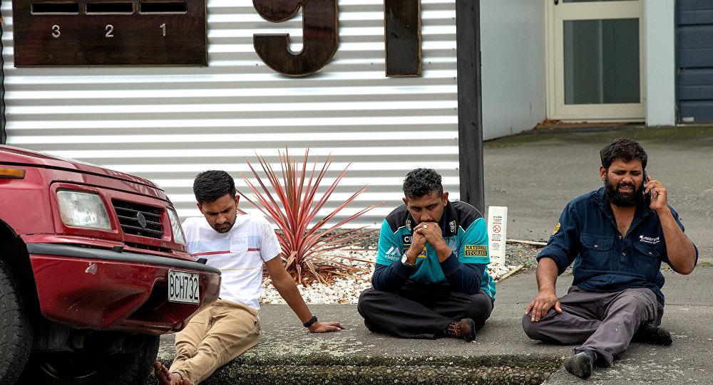 حادث إطلاق نار على مسجدين في نيوزيلاندا