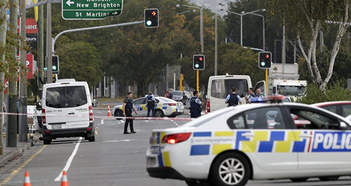إطلاق نار بمسجدين في نيوزيلندا