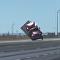 انقلاب شاحنة