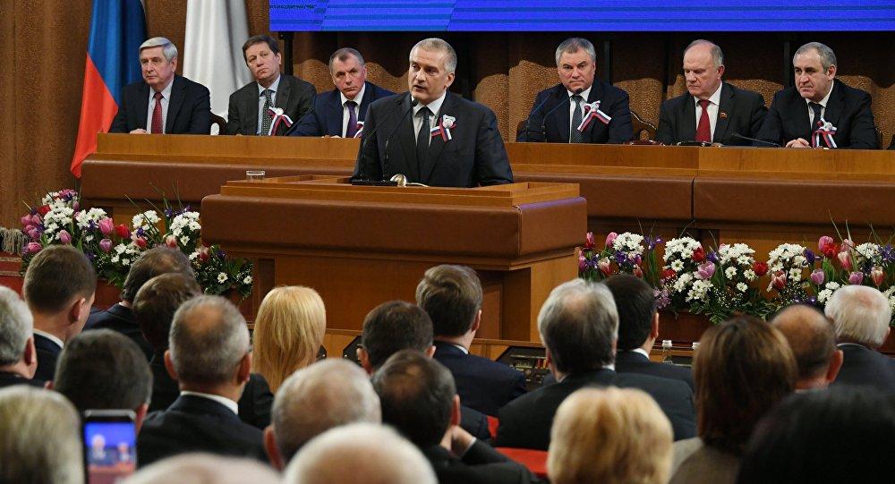 رئيس القرم سيرغي أكسيونوف