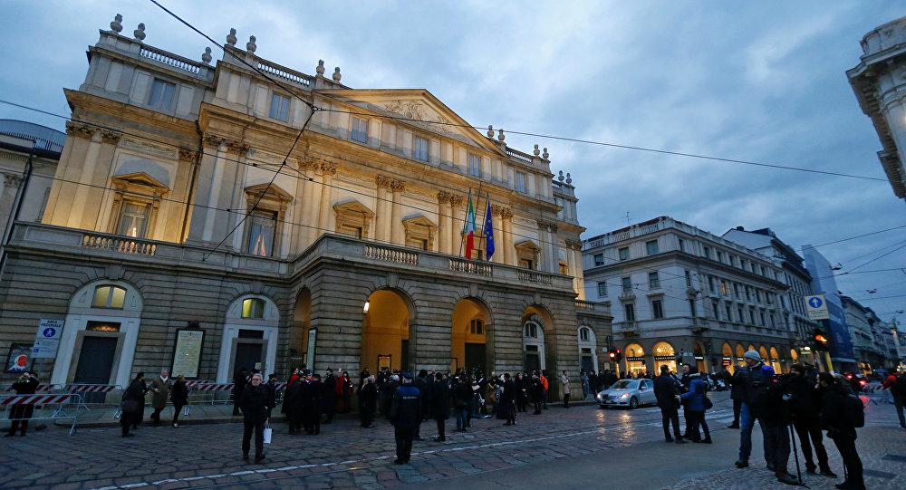 دار الأوبرا الإيطالية لا سكالا