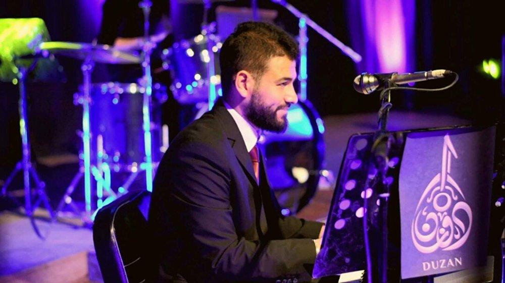 الموسيقي الفنان  أحمد كوريني