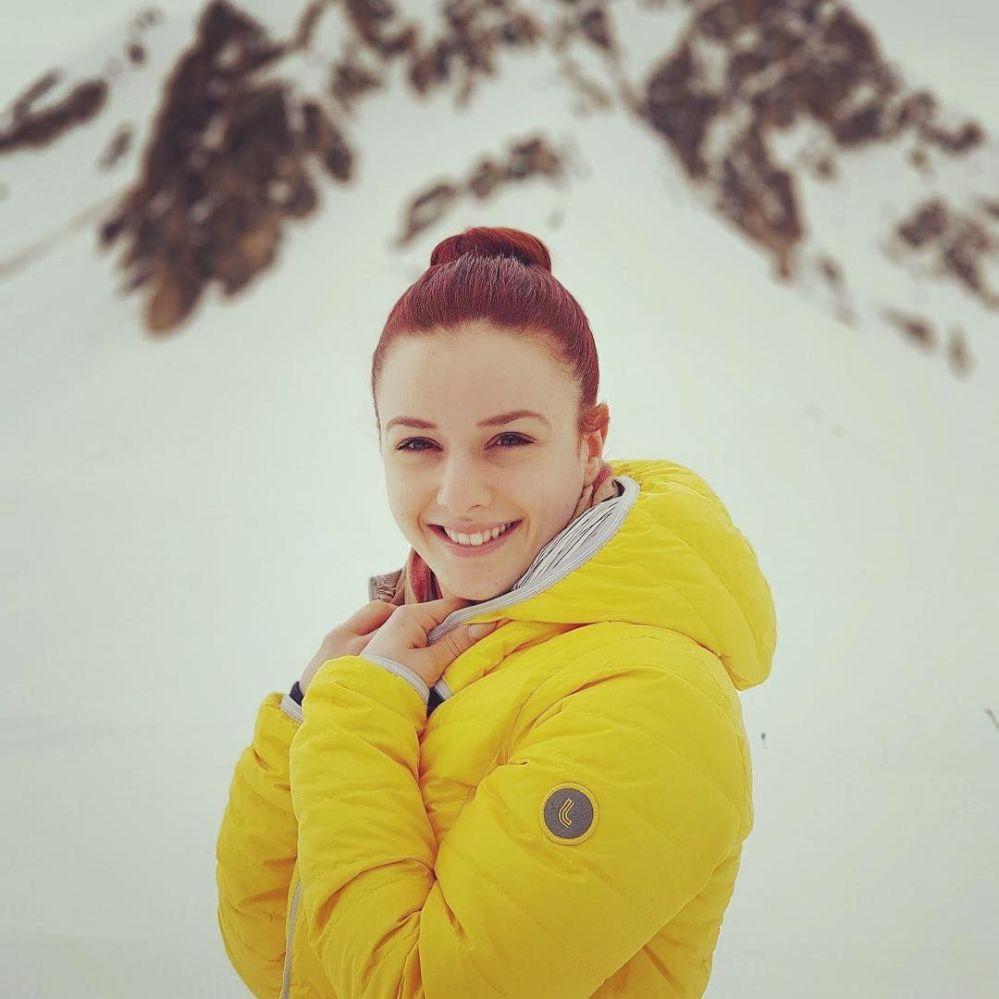 المتزلقة الفرنسية ماري-جاد لوريو