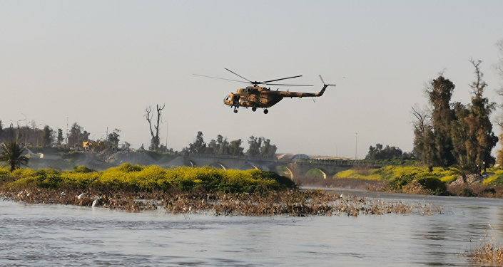 فرق عبارة في الموصل في العراق
