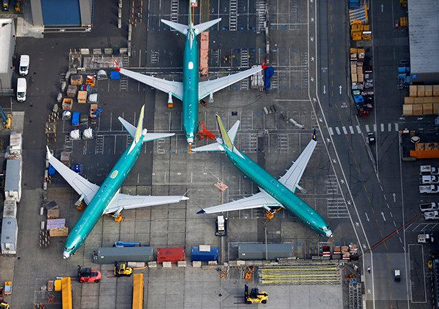 طائرات بوينغ 737 ماكس