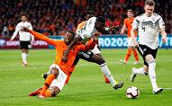 مباراة هولندا وألمانيا