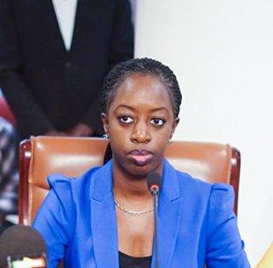 وزيرة خارجية مالي كاميسا كامارا