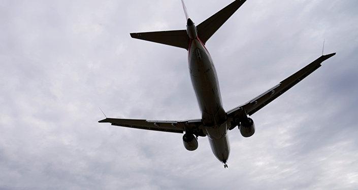 طائرة طراز بوينغ 737 ماكس 8