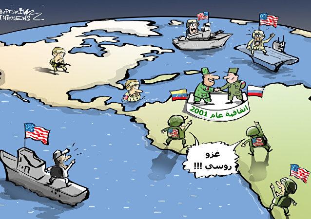 الولايات المتحدة: روسيا تتدخل في شؤون دول أخرى
