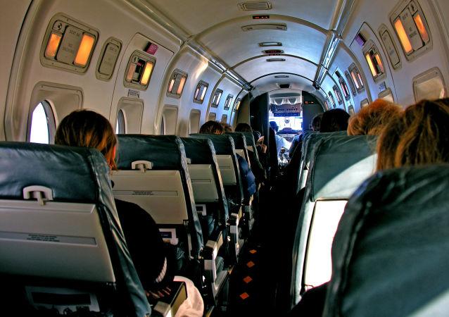 صالون طائرة Beechcraft 1900 لشركة الطيران Air New Zealand
