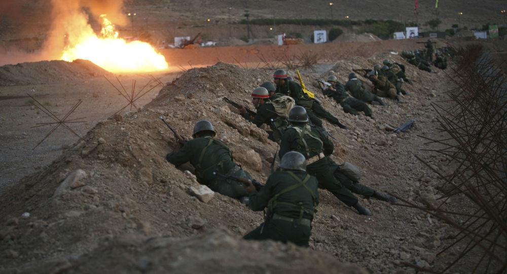 الحرس الثوري الإيراني - إيران 25 سبتمبر/ أيلول 2011