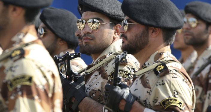الحرس الثوري الإيراني - إيران 22 سبتمبر/ أيلول 2011