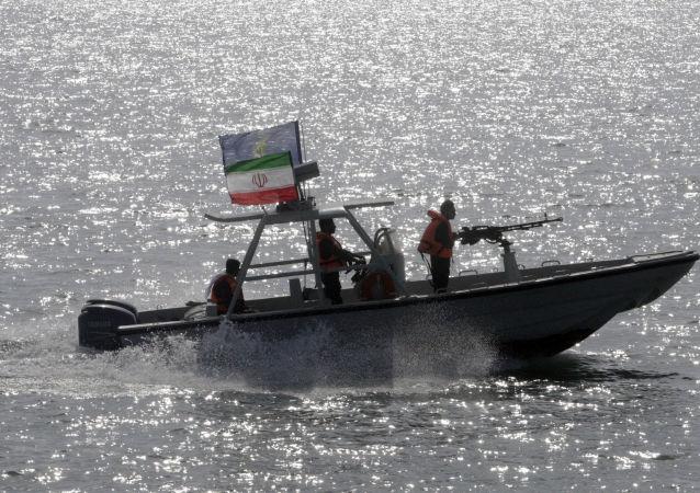 الحرس الثوري الإيراني - إيران 2 يوليو/ تموز 2012