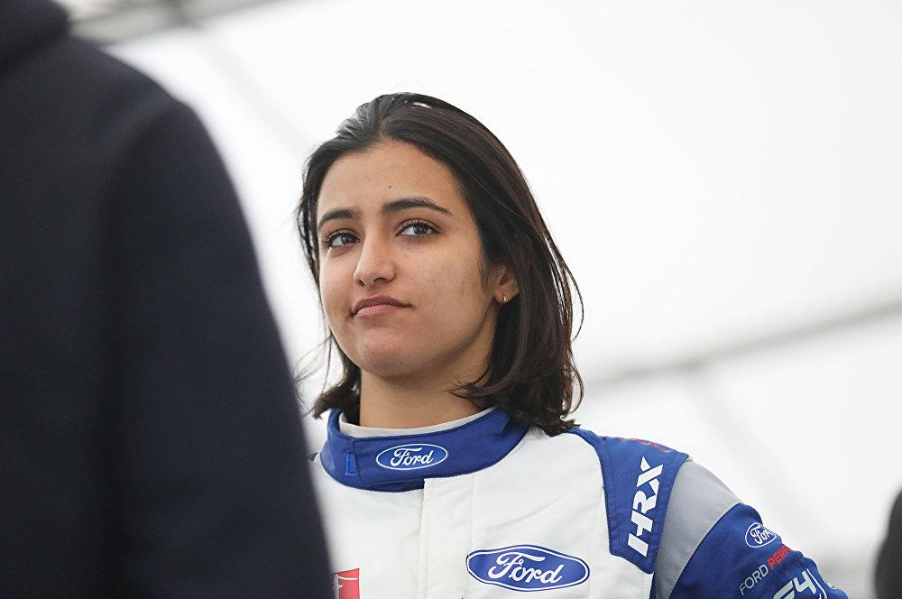 ريما الجفالي - أول سائقة سيارات رياضية سعودية