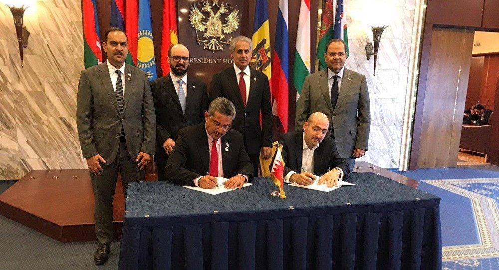 توقيع اتفاق لتنظيم توريد طويل الأمد للحبوب من روسيا إلى مركز توزيع الحبوب في البحرين