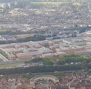 سجن بلمارش في جنوب شرق لندن، إنجلترا